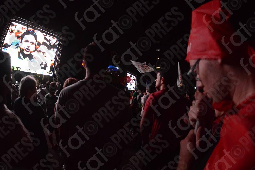 """APURAÇÃO DE VOTOS NO CONGRESSO NACIONAL APROVA """"IMPEACHMENT""""DA PRESIDENTE DILMA ROUSSEFF"""