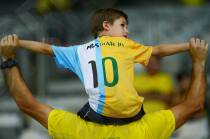 Brazil v Argentina - FIFA 2018 World Cup Qualifiers