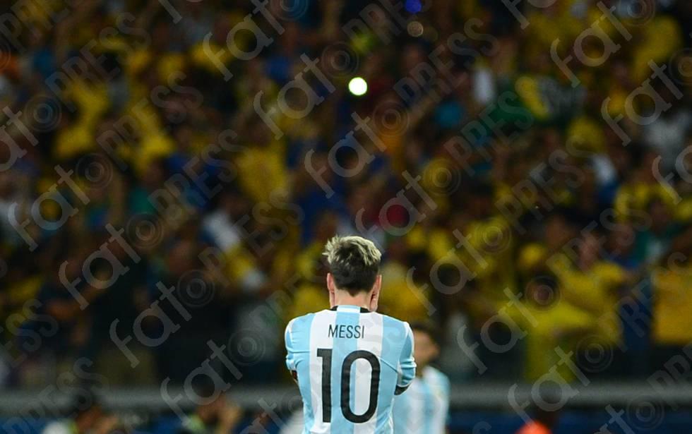 Brasil x Argentina – Eliminatórias Copa do Mundo-Rússia 2018