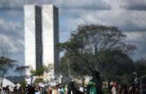 MANIFESTAÇÃO EM BRASÍLIA-DF