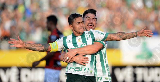 BRASILEIRO-ATLÉTICO-GO X PALMEIRAS-SP