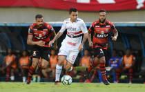BRASILEIRO- ATLÉTICO-GO X SÃO PAULO-SP